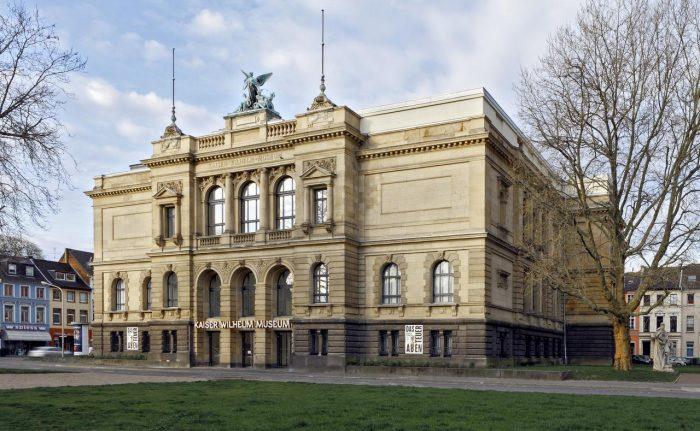(c) Kunstmuseen Krefeld