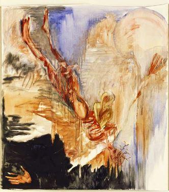 .ECONOMY 1986, 215 x 215 cm