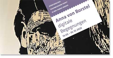Digitale Begegnungen | Anna van Borstel