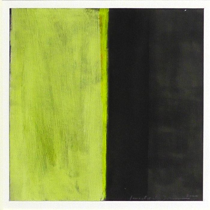 Ohne Titel, Radierung 20cm x 20cm (c) Gmachreich-Juenemann