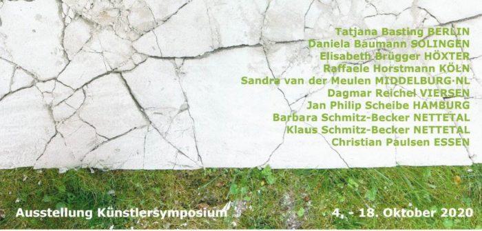 Künstlersymposium | Präsentation der Arbeiten