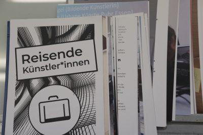 Residenzprogramme NRW   Reisende Künstler*innen