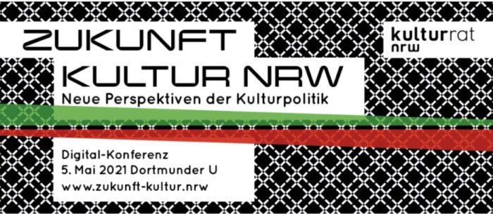 Digital-Konferenz – Zukunft.KULTUR.NRW