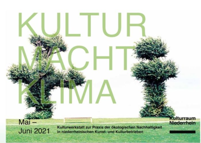 Digitale Kulturwerkstatt | KULTUR MACHT KLIMA