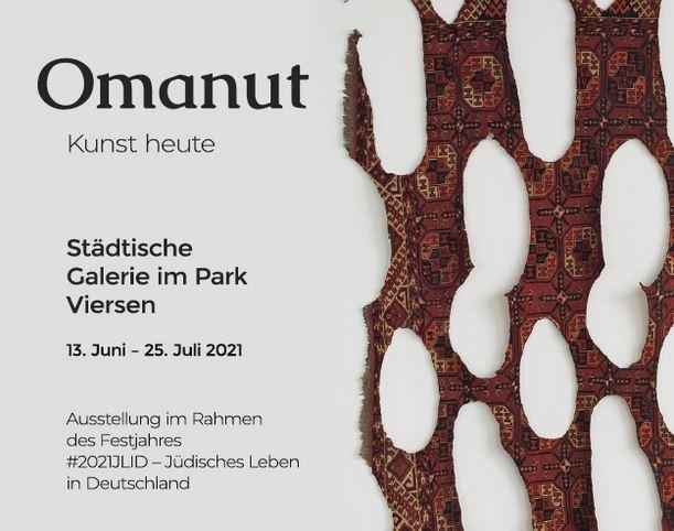 Omanut – Kunst heute