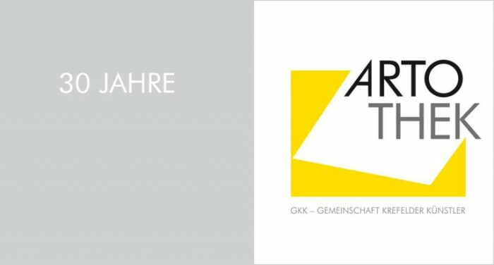 30 Jahre Artothek Krefeld
